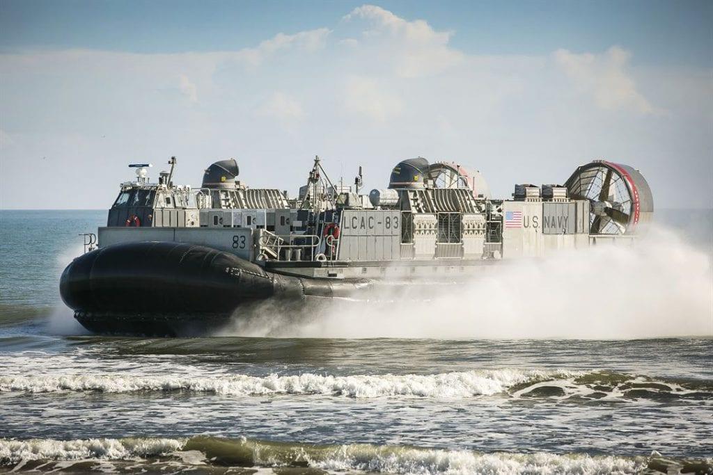 Naval Air Station Oceana; Range Support