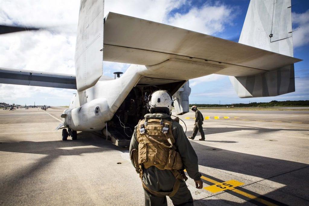 Naval Air Station Fallon; Range Support