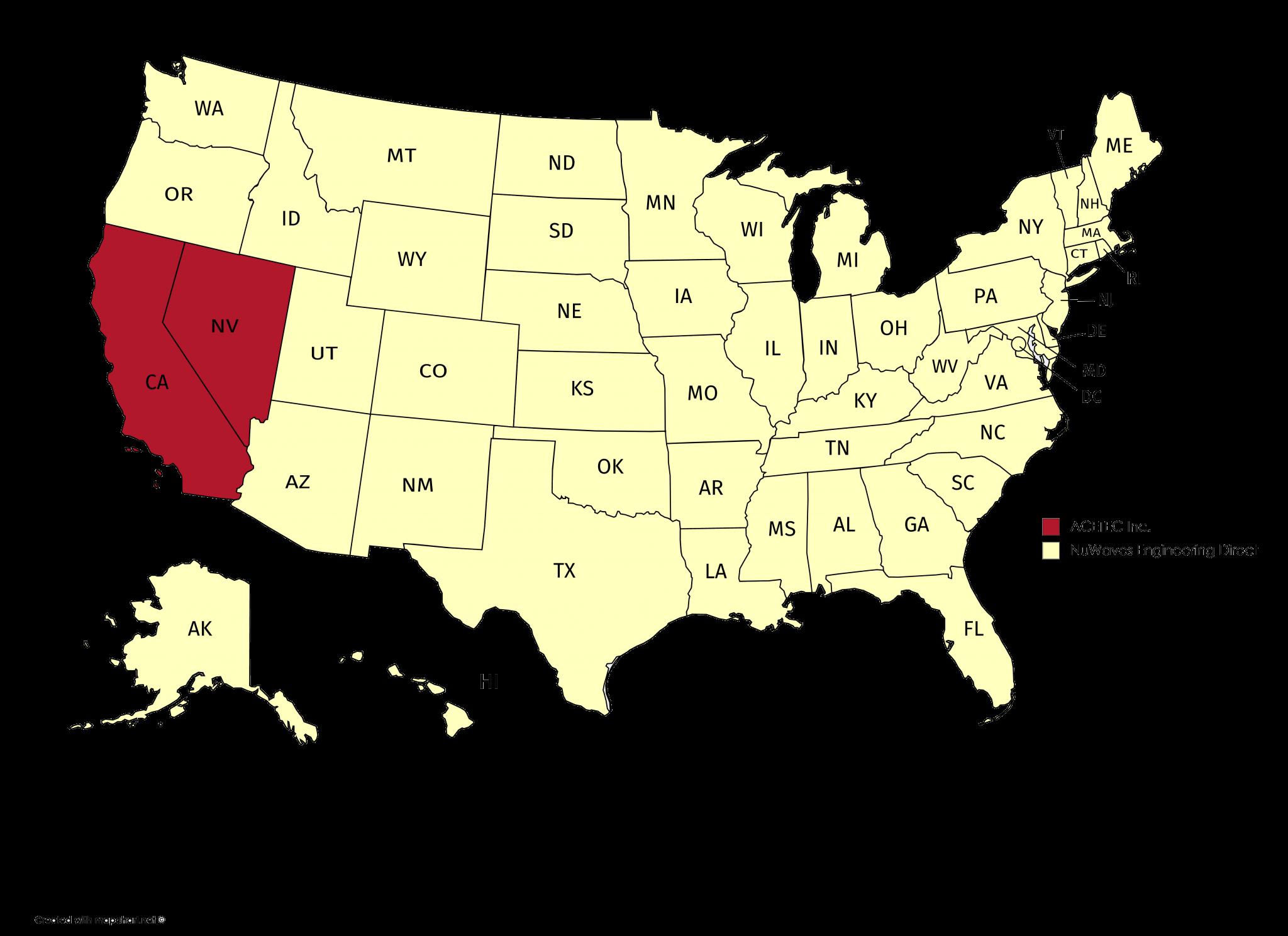 United States Sales Reps Edit Apr 2020