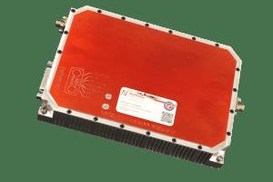 RF Design 100 Watt Low SWaP Power Amplifier UAS
