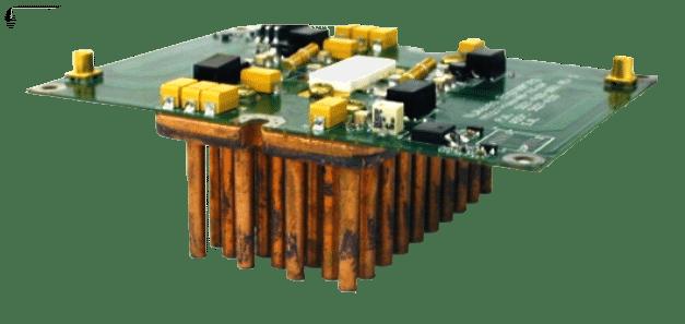 RF Design High Power Amplifier digital analog modulation formats high gain