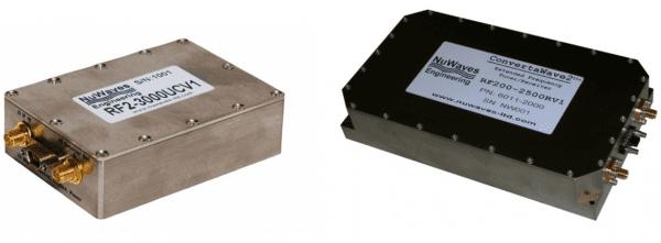 RF Design Custom RF Frequency Upconverter Downconverter
