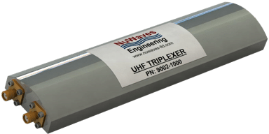 Ruggedized Triplexer Filter NuWaves Engineering
