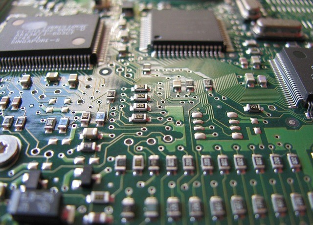 Electronic Components Market Lifecycle