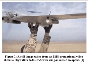 Countering Small Unmanned Aircraft Systems (sUAS) - NuWaves
