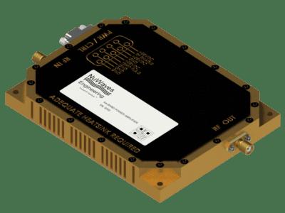 RF Design Wideband High-Efficiency SATCOM low SWaP