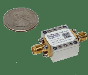 RF Design Low SWaP Lumped Element Lowpass Filter