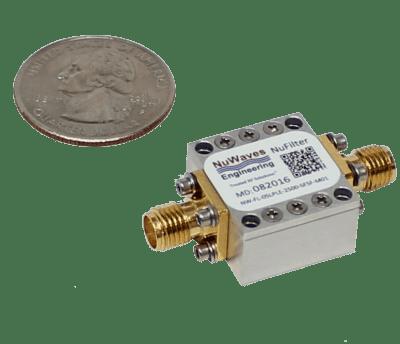 RF Filter Multiplexer Design