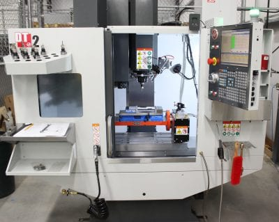 In-House Radio Frequency Machine Shop