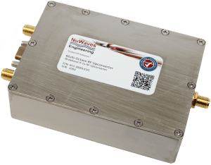 NuWaves Engineering Multi-Octave RF Up Converter