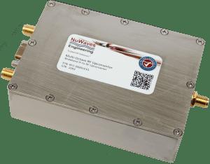 RF Design Frequency Downconverter Frequency Upconverter Transverter