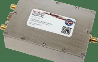 NuWaves Engineering Multi-Octave RF Up Converter