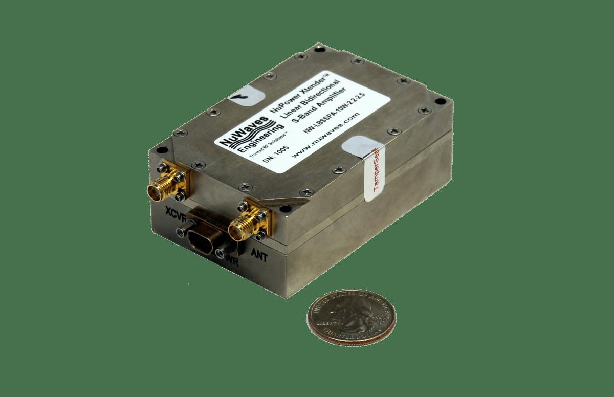RF Design Linear S-Band Bidirectional Amplifier