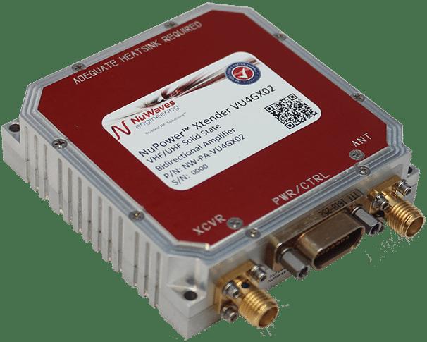 RF Design Services Bidirectional Amplifier NuWaves Engineering