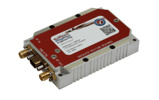 NuWaves_NuPower_12B01A RF Power Amplifier 18 W PSat