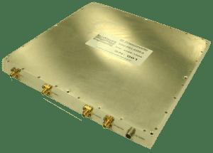 RF Design Sonobuoy Receiver Rx