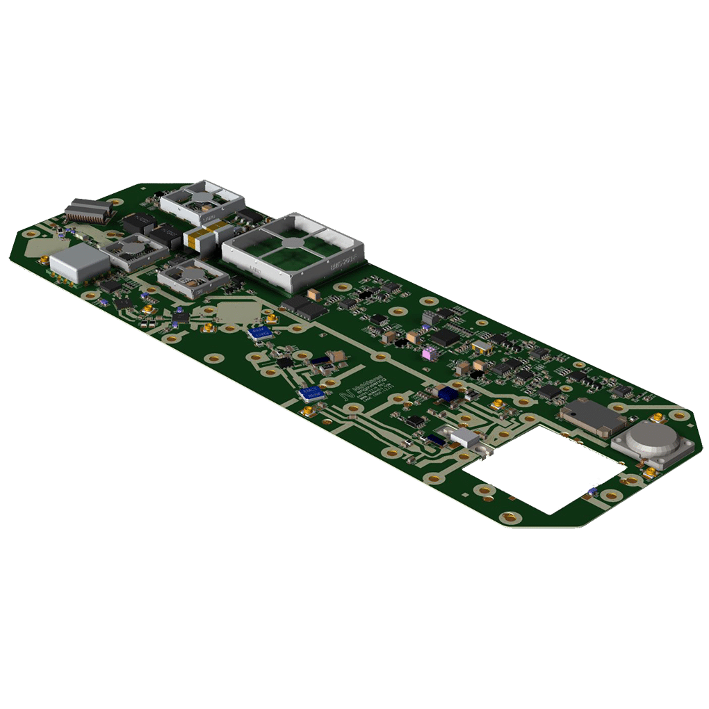 Electronic Circuit Layout Design Electronic And Software Development