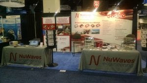 NuWaves Engineering Trade Shows