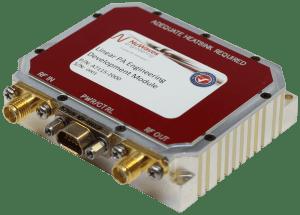 RF Design high efficiency high linearity custom mmic power amplifier