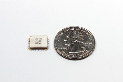 Low SWaP Custom Designed MMIC; RF Design Services
