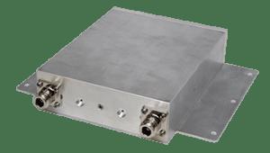 RF Design High Power Bandpass Diplexer Filter