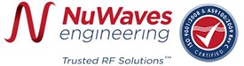 NuWaves Engineering: Defense Contractors | Defense Radio Frequency Electronics Sticky Logo