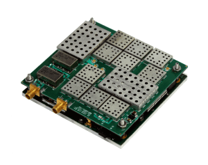 RF Design Intercept Receiver Rx Downconverter