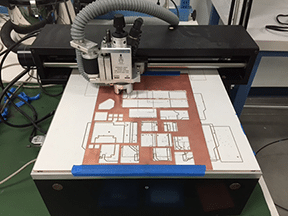 PCB etching; Rapid Assembly