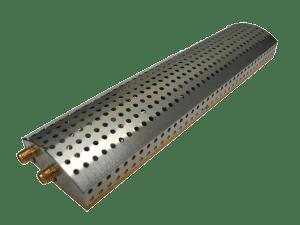 RF Design Ruggedized Triplexer Filter low insertion loss
