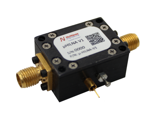RF Design Low Noise Amplifier LNA