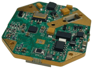 RF Transmitter Design; micro transmitter common flight test module CFTM
